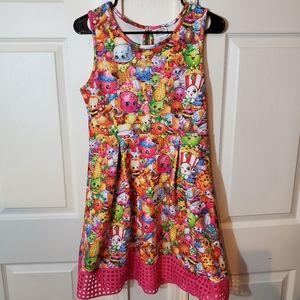 Shopkins Tank Dress